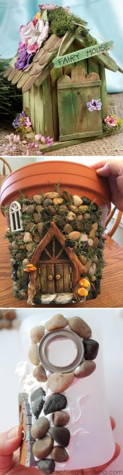 Small Of Fairy Garden Houses