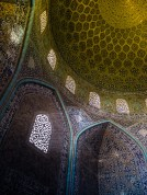Sheikh Lotfollah in Esfahan