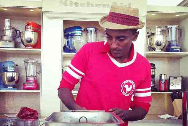 American Airlines Comments on Fly&Dine's Marcus Samuelsson Story