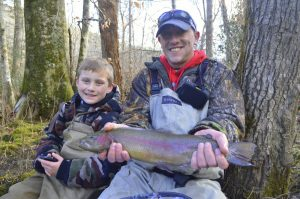Cherokee Trout Fishing Guides, Fly Fishing the Smokies