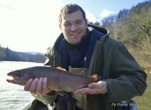 Fly Fishing the Smokies, Trout Fishing Guides Tuckasegee River