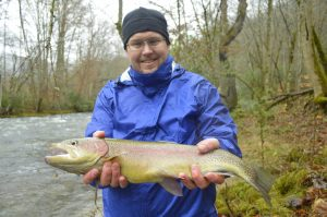 Fly Fishing the Smokies,