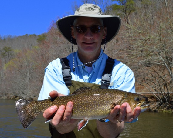 Smoky Mountain Trout Fishing