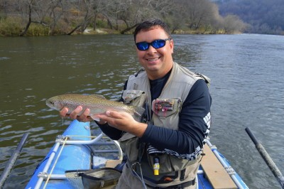 Eugene Shuler Fly Fishing Guide, Fly Fishing the Smokies, Tuckasegee River Fly Fishing Guides