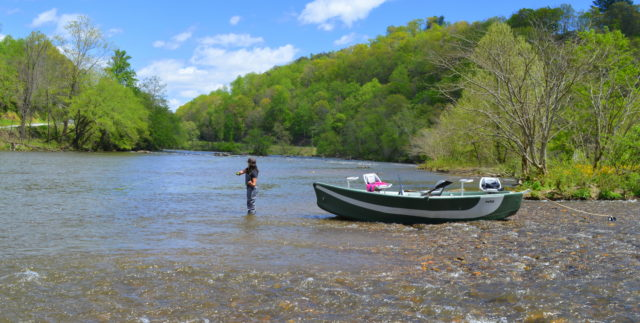 Tuckasegee River Float Trip for Trout, Fly Fishing Float Trips, Tuckasegee River, Fly Fishing the Smokies, Bryson City Trout Guides