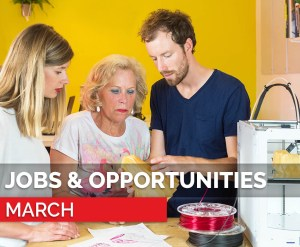 march - queensland artist jobs and opportunities