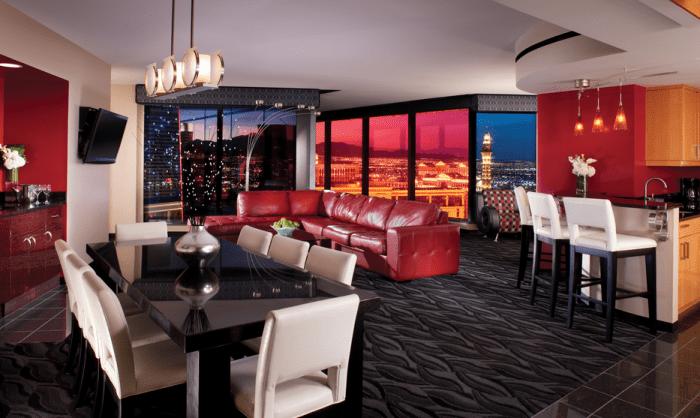 review hilton elara las vegas suites the best kept