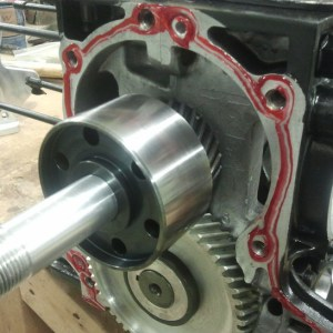 2nd Gen 5th Bearing Crank Closed in the Case