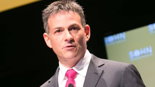 Hedge fund manager Einhorn s stumble may mean a value resurgence is near David Einhorn  founder of Greenlight Capital