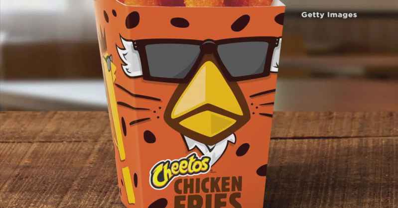 Large Of Cheetos Chicken Fries