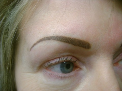 Eyebrow tattoos for Eyebrow tattoo aftercare instructions
