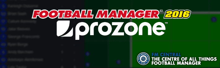 FM16 – Prozone