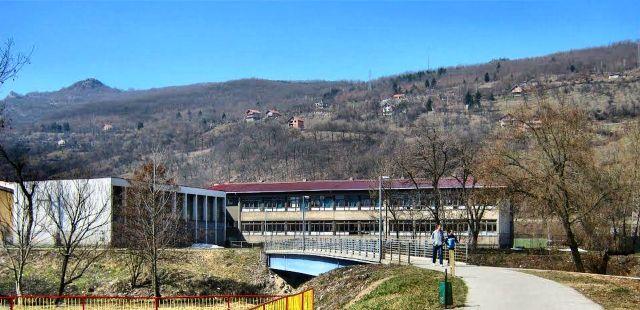 Foča 1992. - 1995. - konc logor za bošnjake bivša Gimnazija u Međurječju