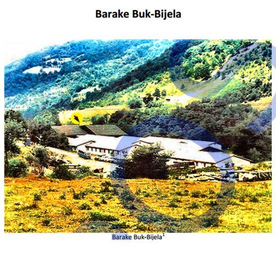 Foča 1992. - 1995. - konc logor za bošnjake barake i motel Buk Bijela