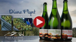 Round the Mountain video about Foggy Ridge Cider.