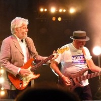 Campie's Capers at her first Cropredy festival 2016