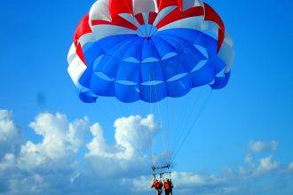Paragliding, Domrep