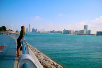 Corniche Abu Dhabi, VAE
