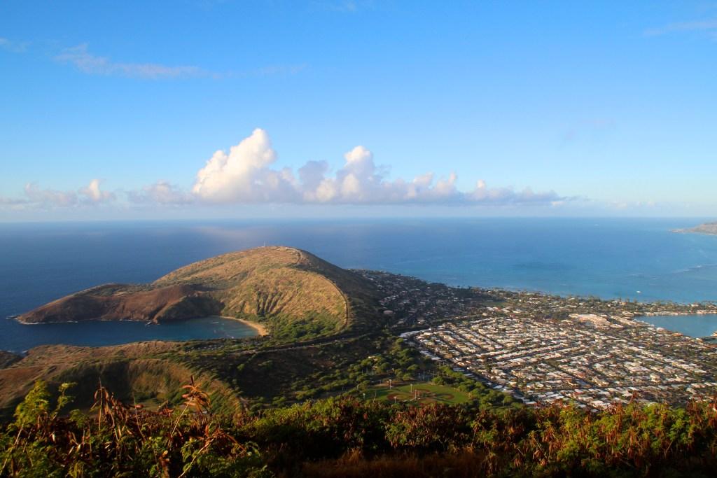 Wanderwege auf Oahu
