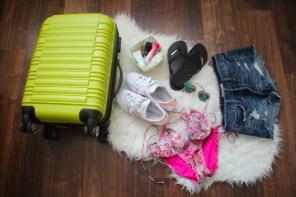 Die kleine (oder große) Handgepäck Packliste für einen Kurztrip