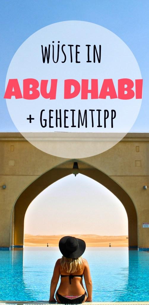wüstenhotel Abu dhabi