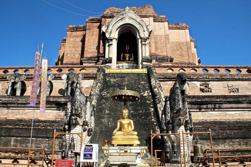 Wat Chedi Luang, Tempel in THailand
