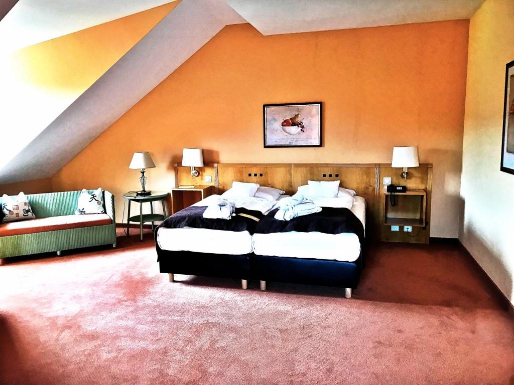 Hotelzimmer im Lindner Hotel & Sporting Club Wiesensee