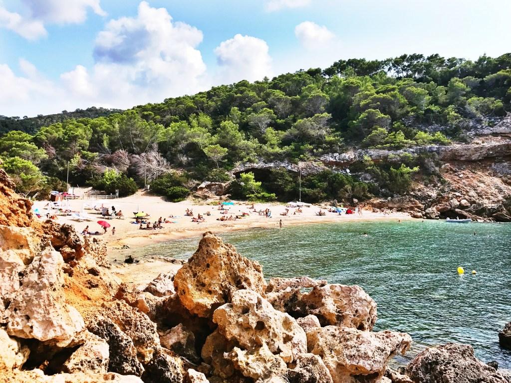 cala Moli, Ibiza