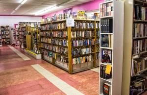 Book Stacks-Main Aisle