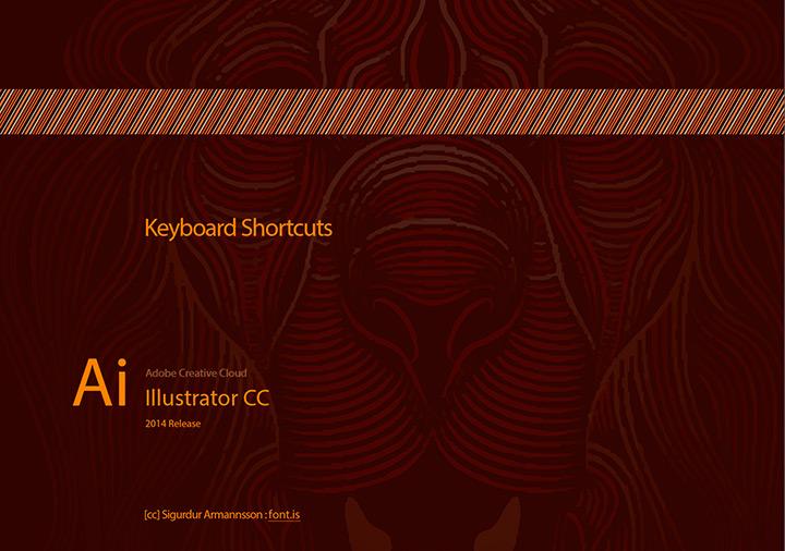adobe illustrator cc shortcut keys pdf