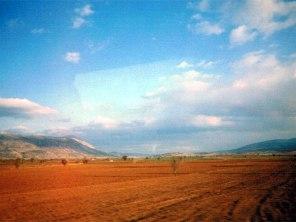 トルコの風景