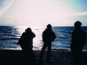 アンタルヤの海
