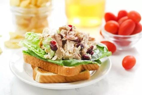 Lighter Chicken Salad Photo