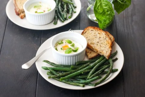 File 2 - Baked Eggs and Green Beans