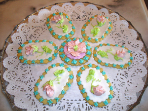 oval-rose-cookies