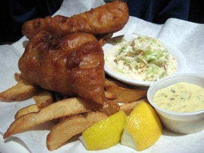 callahans - fish & chips