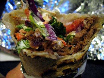 The Kebab Shop - San Diego - Kebab