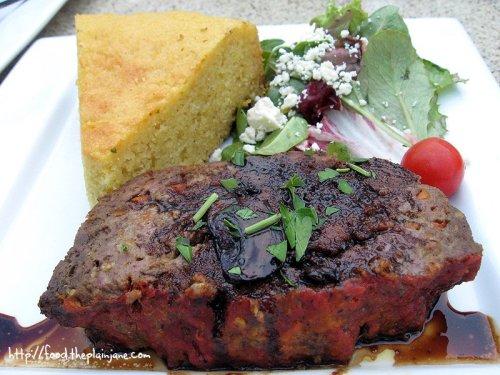 Kobe Beef Meatloaf / San Diego, CA - The Wine Pub