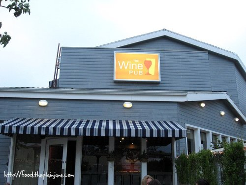 The Wine Pub - San Diego, CA