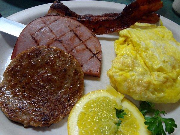 eggs-meats