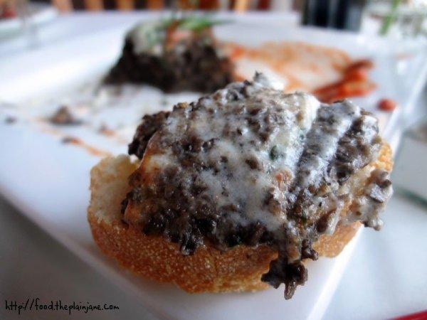 mushroom-on-bread