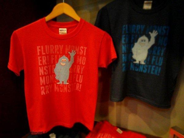 flurry-monster-tshirt