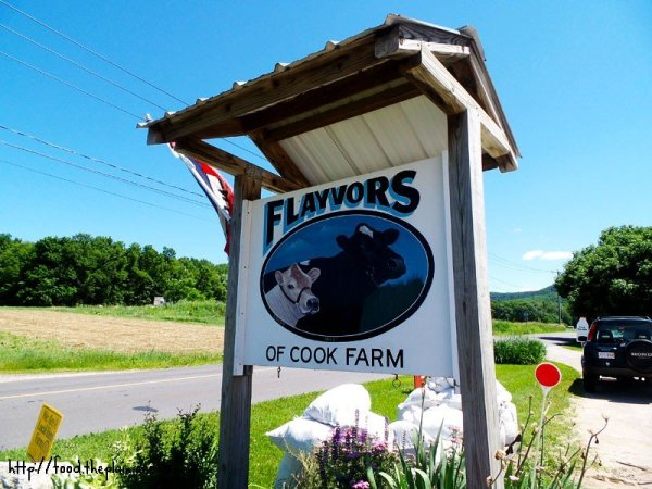 flayvors of cook farm - hadley, ma