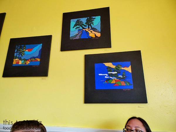 Paintings and Wall Art at Sunny Side Kitchen - Escondido, CA