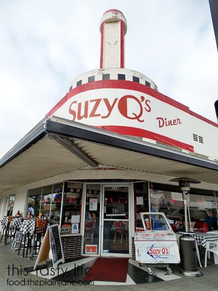 Suzy Q's Diner - Escondido, CA