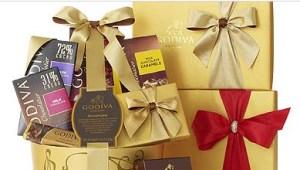 GODIVA - synonymous with luxury
