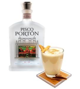 Pisco Porton makes a fabulous holiday libation