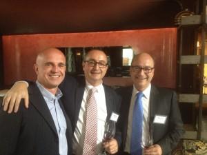 Juan Gil executives in Chicago