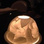Boka's subtle layers of light