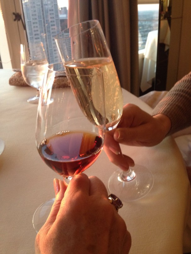 Toast the holidays with lovely wines!